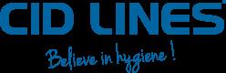 CID Lines logo modré